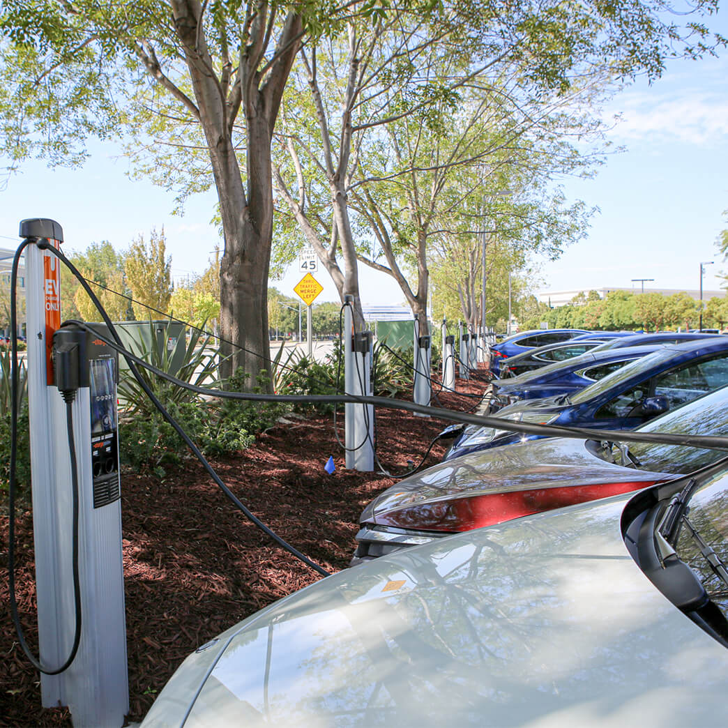 CEI becomes PG&E's top EV charger installer.