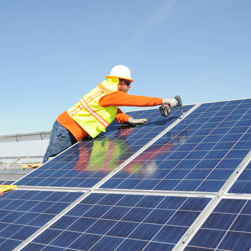 CEI completes its third utility-scale solar project for Pacific Gas & Electric