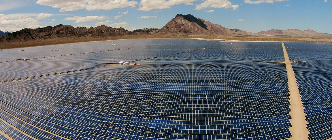 copper mountain solar plant modules