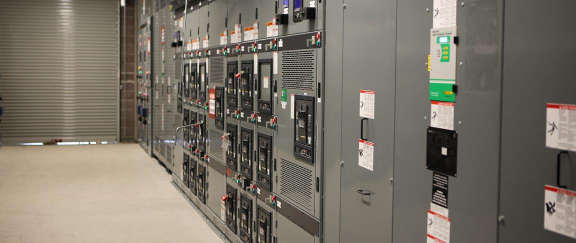 SFO electrical room