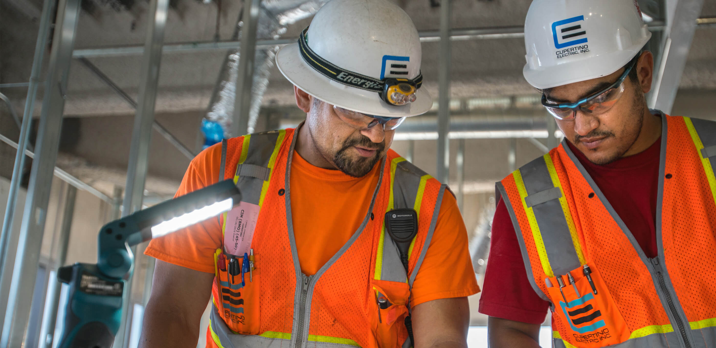 Construction careers at Cupertino Electric