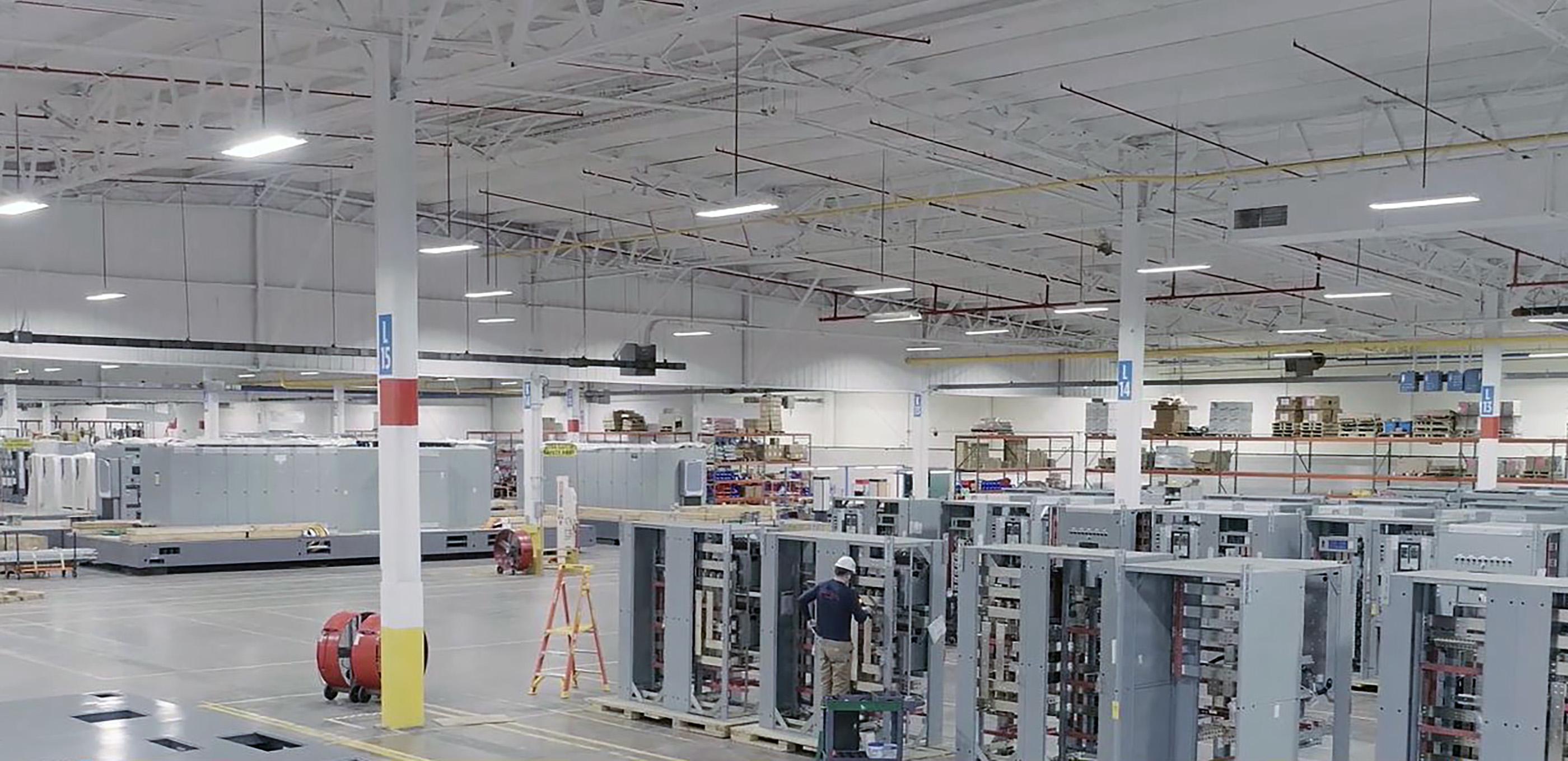 Prefabricated modular data center solutions